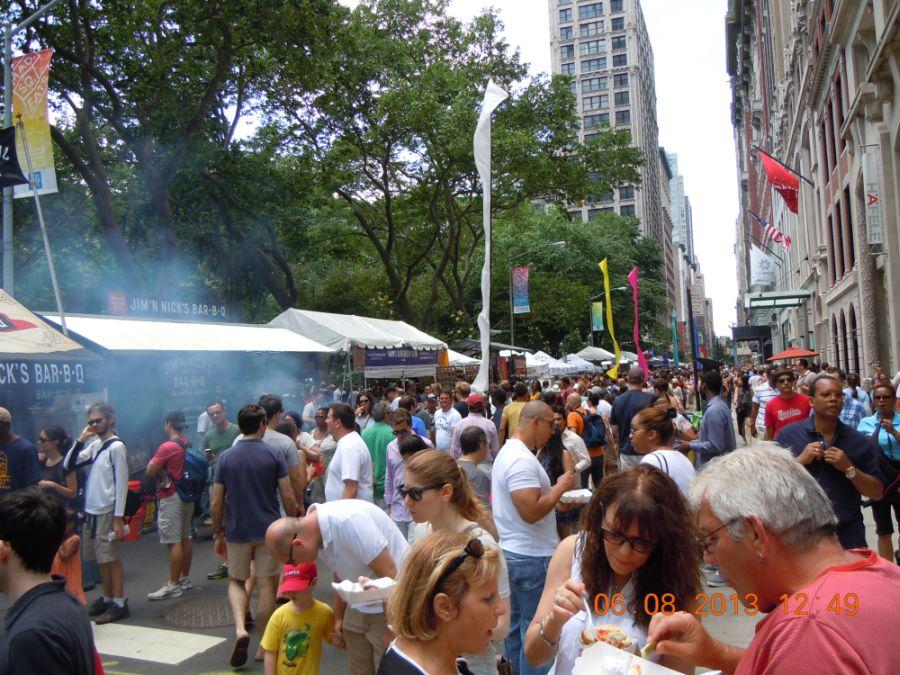 曼哈頓一年一度燒烤大會_图2-20