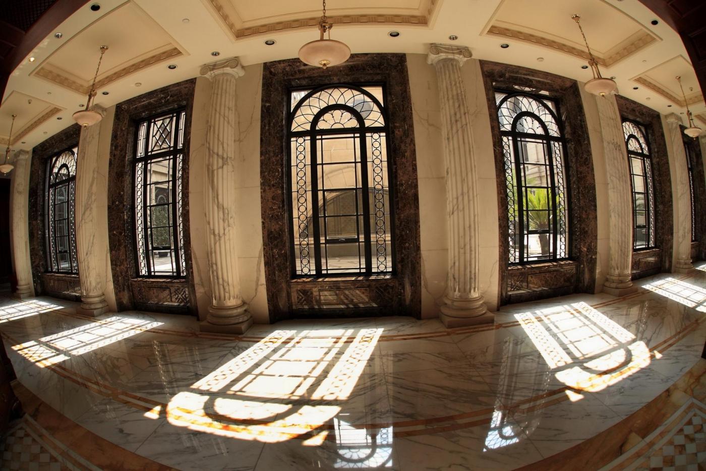 历经90年风雨,上海汇丰银行大楼华贵依旧_图1-14