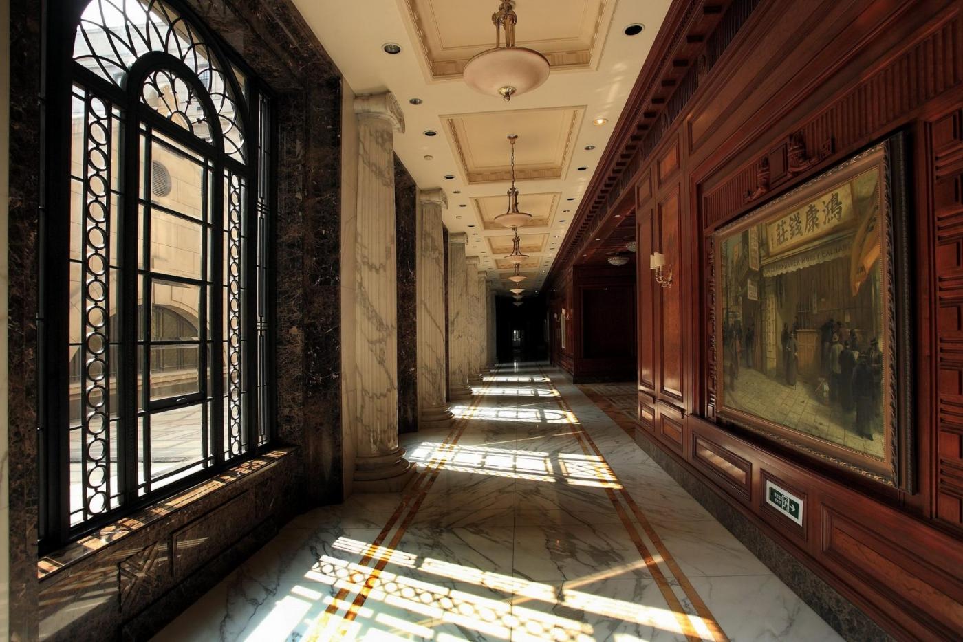 历经90年风雨,上海汇丰银行大楼华贵依旧_图1-16