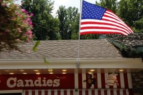 六月十四日是美國國旗日