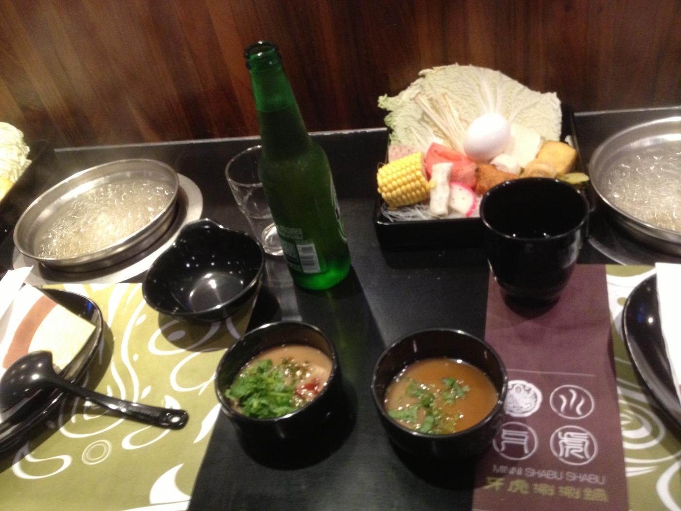 [jiejoy]星期日的晚餐---牙虎迷你涮涮锅_图1-2