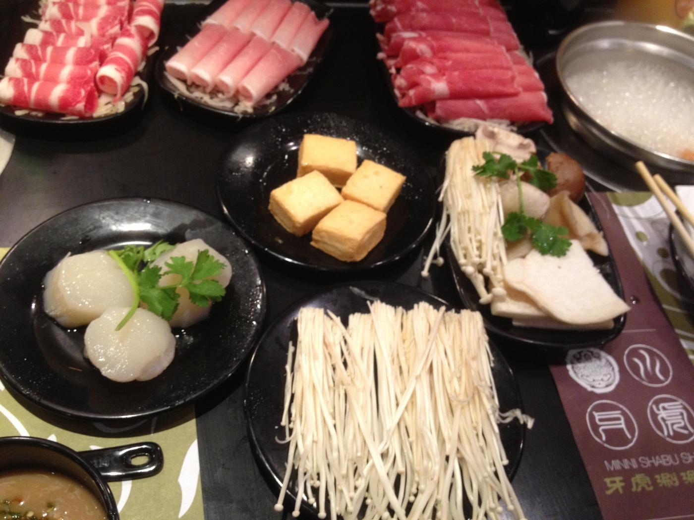 [jiejoy]星期日的晚餐---牙虎迷你涮涮锅_图1-5