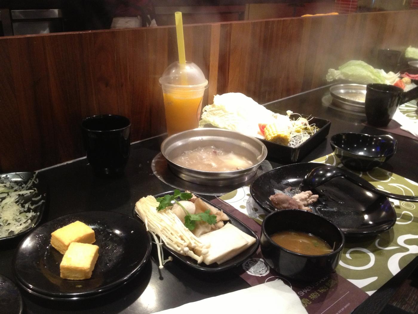 [jiejoy]星期日的晚餐---牙虎迷你涮涮锅_图1-8