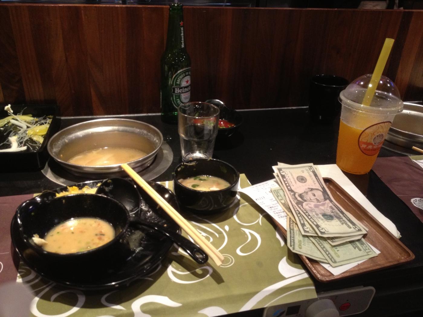 [jiejoy]星期日的晚餐---牙虎迷你涮涮锅_图1-13