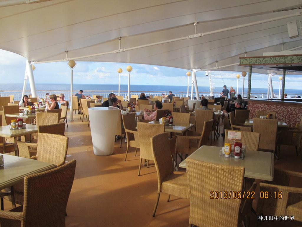 漂浮在海面上的饭店美食篇_图1-17