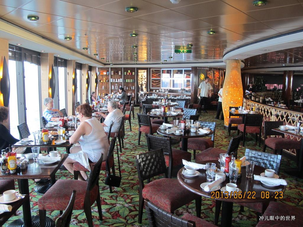 漂浮在海面上的饭店美食篇_图1-4