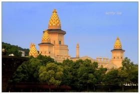 【小虫摄影】梦幻的莲花世界--灵山梵宫