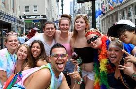 《pride day》彩虹飘扬奔向自由的日子!