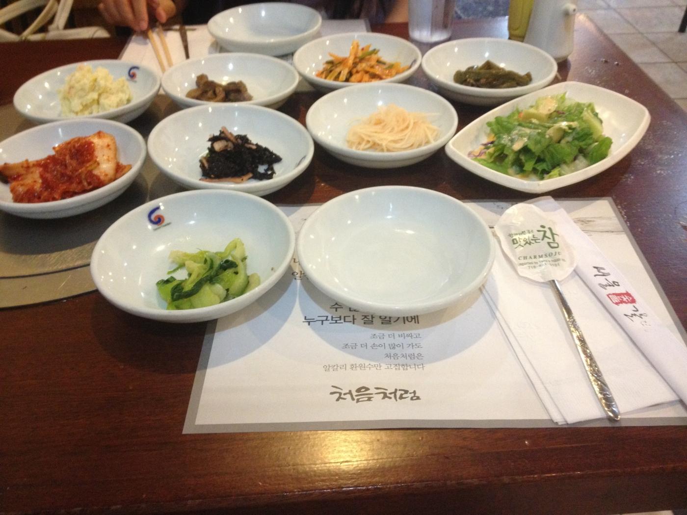 [jiejoy]星期日晚餐---首尔韩式餐_图1-3