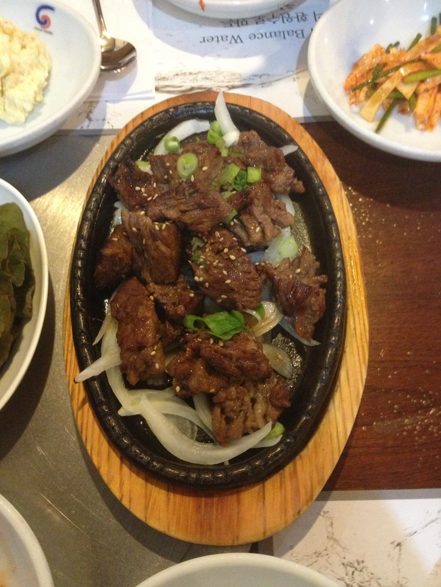 [jiejoy]星期日晚餐---首尔韩式餐_图1-4