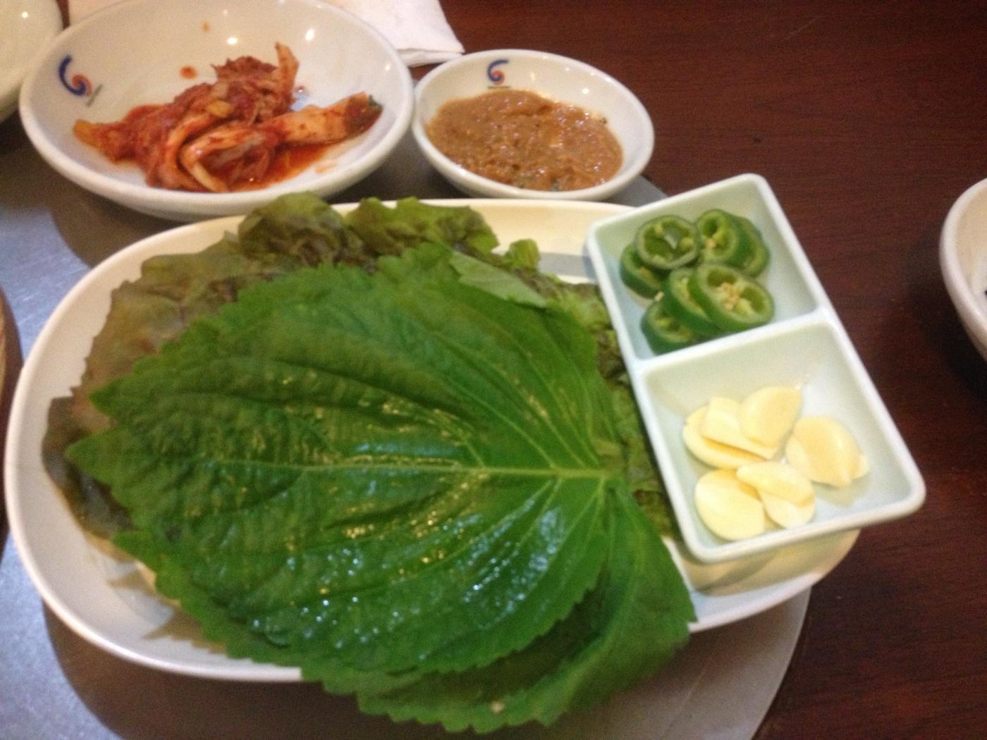 [jiejoy]星期日晚餐---首尔韩式餐_图1-5