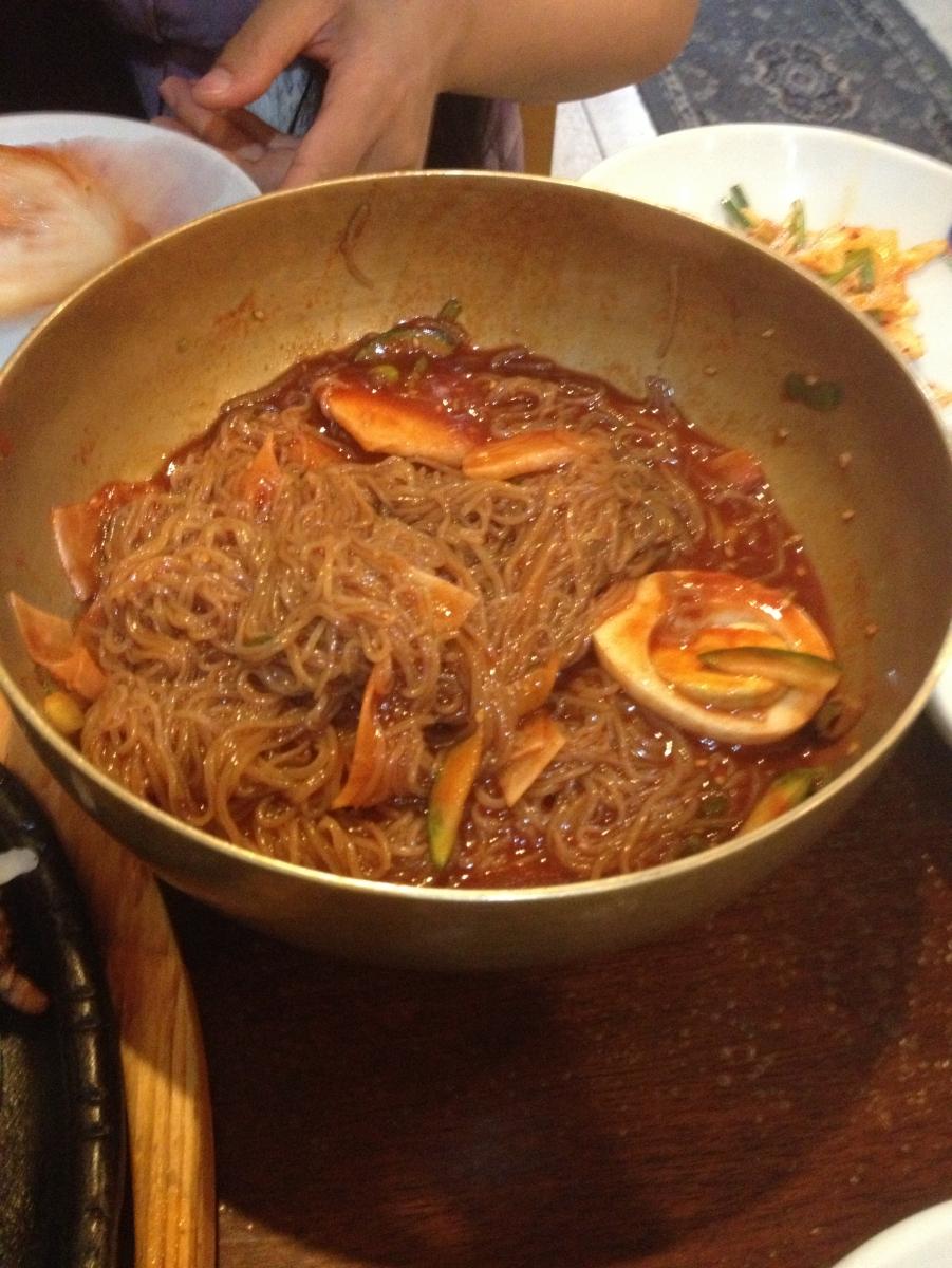[jiejoy]星期日晚餐---首尔韩式餐_图1-8