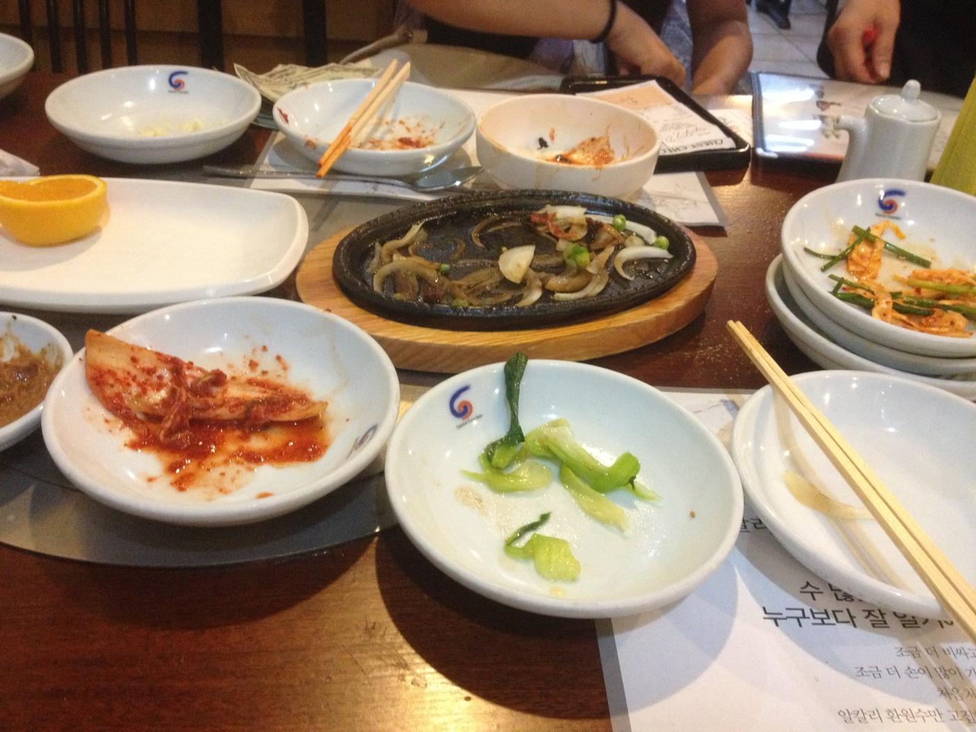 [jiejoy]星期日晚餐---首尔韩式餐_图1-10