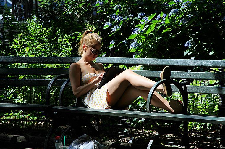 大尺度的享受夏日阳光_图1-4