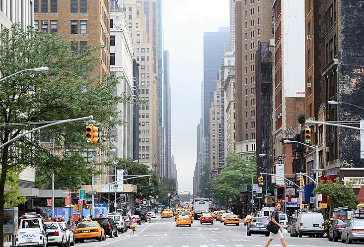 记录我熟悉的城市《曼哈顿》的晨雾_图1-6