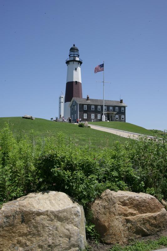 长岛望托角灯塔 (Montauk Point Lighthouse)_图1-1