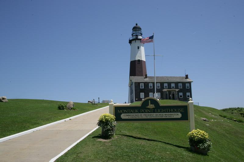 长岛望托角灯塔 (Montauk Point Lighthouse)_图1-2