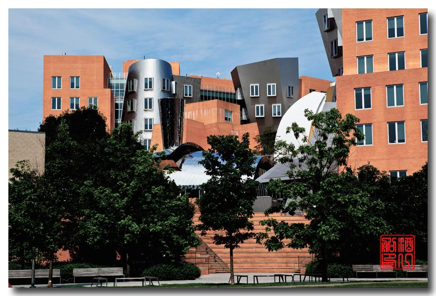 《酒一船原创摄影》:色彩空间入梦流 - MIT 的32号楼_图1-7