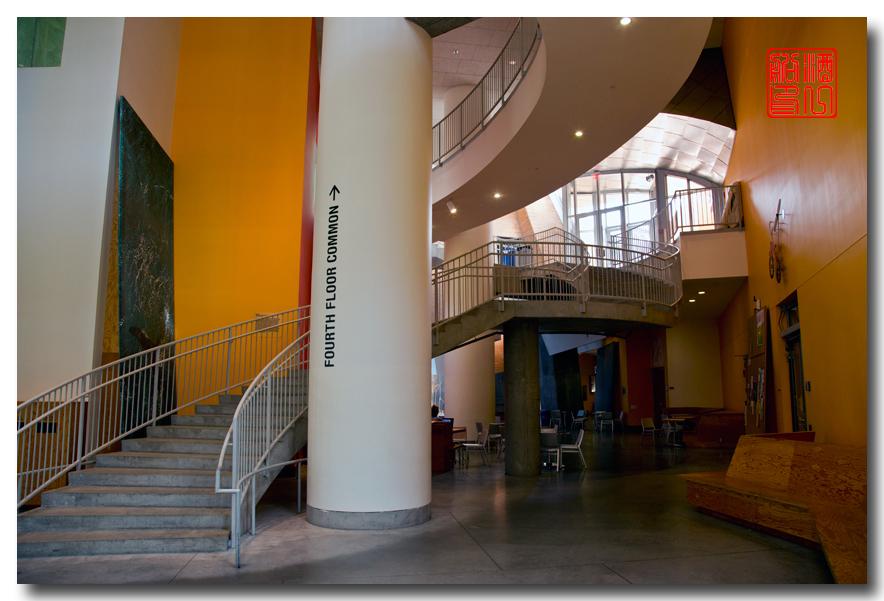 《酒一船原创摄影》:色彩空间入梦流 - MIT 的32号楼_图1-12