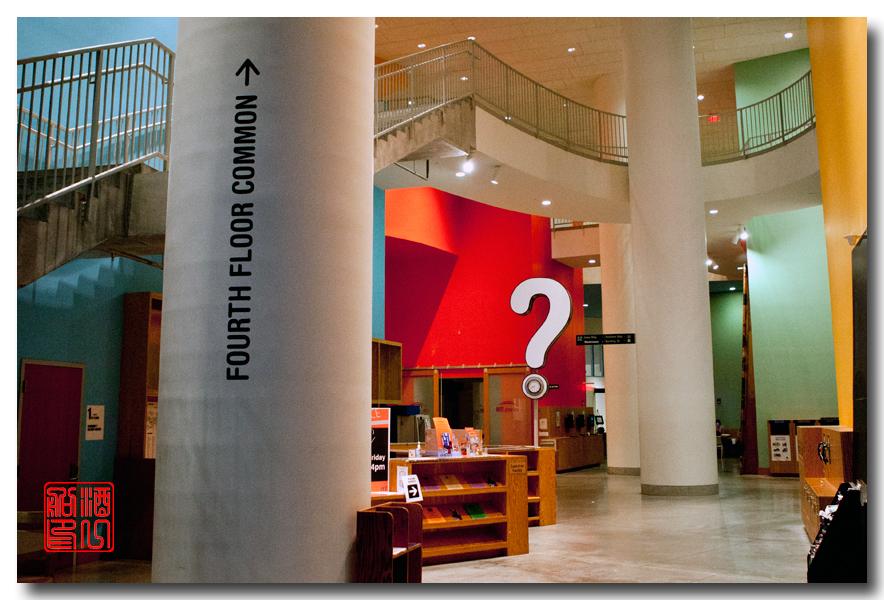 《酒一船原创摄影》:色彩空间入梦流 - MIT 的32号楼_图1-17