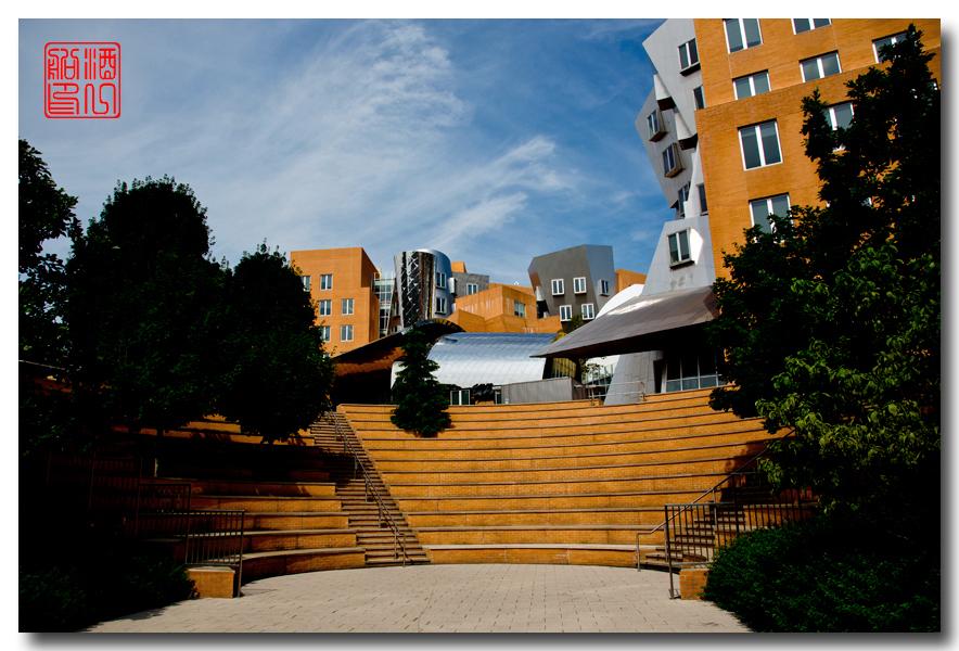 《酒一船原创摄影》:色彩空间入梦流 - MIT 的32号楼_图1-26