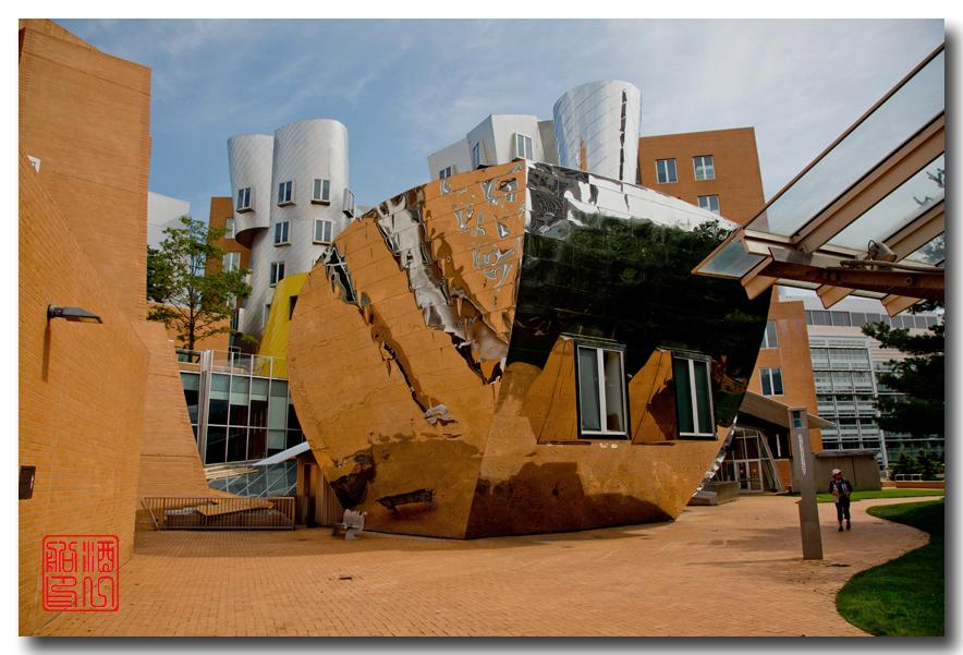 《酒一船原创摄影》:色彩空间入梦流 - MIT 的32号楼_图1-27