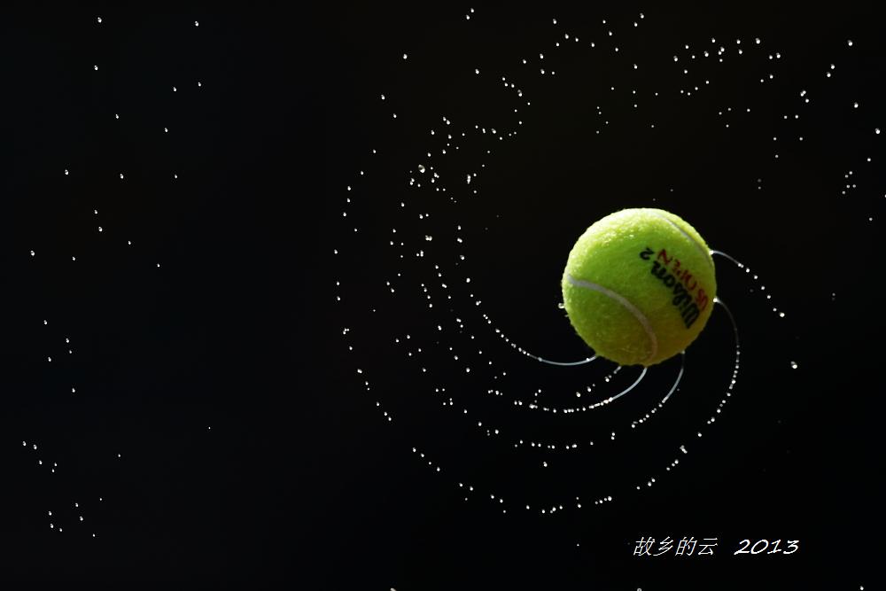网球也疯狂_图1-1
