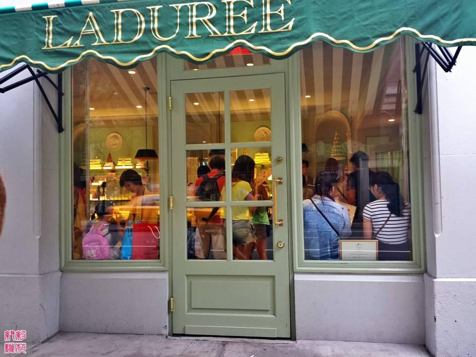 马卡龙,贩卖着巴黎美梦的小饼干_图1-2