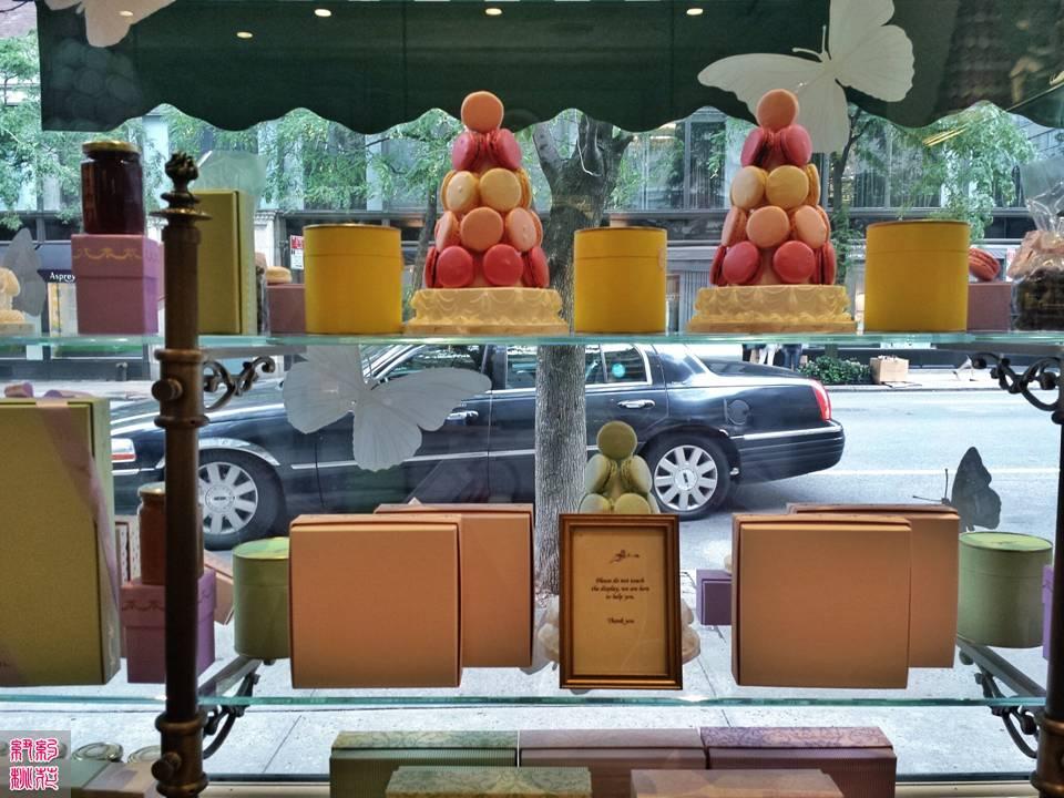 马卡龙,贩卖着巴黎美梦的小饼干_图1-4