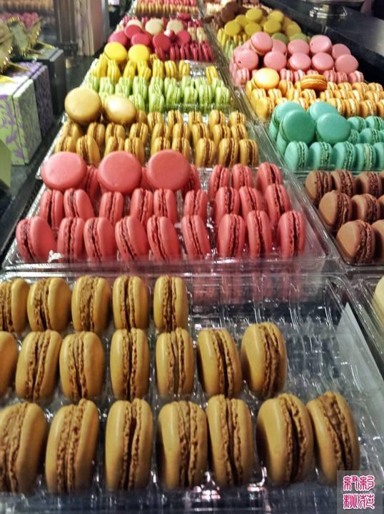 马卡龙,贩卖着巴黎美梦的小饼干_图1-7