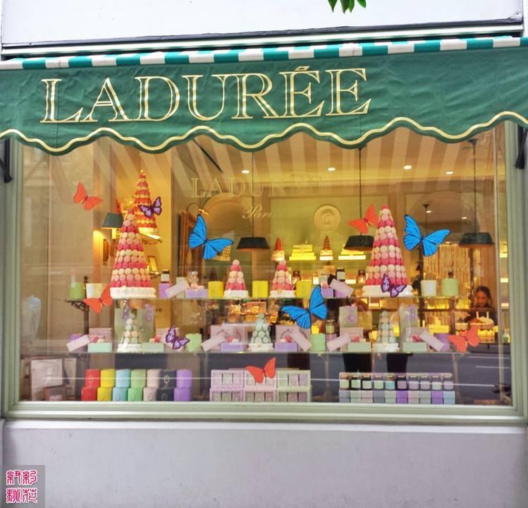 马卡龙,贩卖着巴黎美梦的小饼干_图1-9