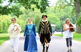 布朗士植物园免费欣赏《意国》舞蹈!
