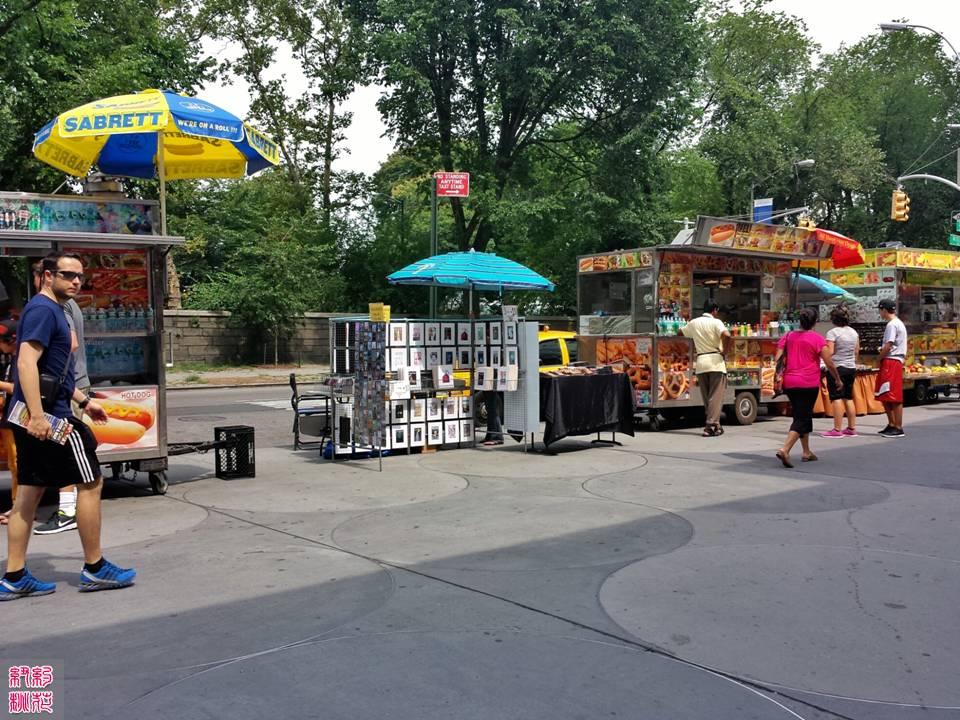 在纽约,过一个文艺青年的夏日!_图1-2