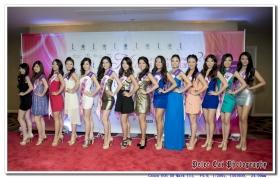 """紐約華裔小姐""""才藝大賽"""" 2013"""