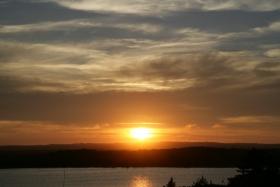 玛莎葡萄岛观日落