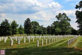国家与士兵的荣耀--阿灵顿国家公墓