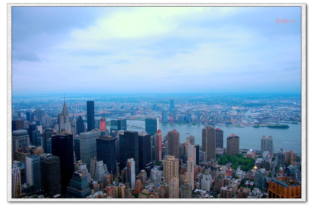 【原創】煙雨朦朧的紐約(攝影)_图1-1