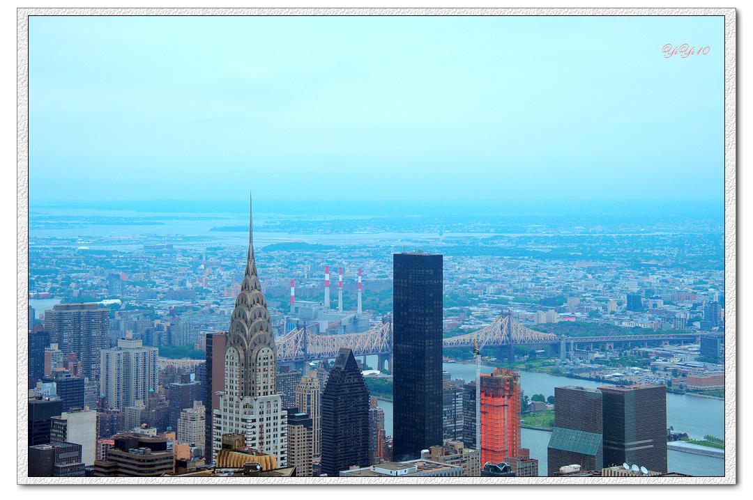【原創】煙雨朦朧的紐約(攝影)_图1-2