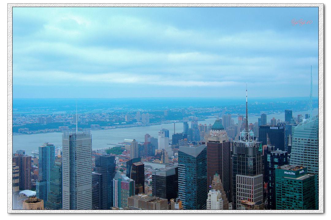 【原創】煙雨朦朧的紐約(攝影)_图1-9