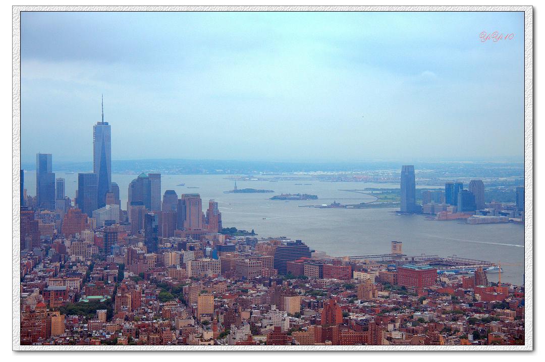 【原創】煙雨朦朧的紐約(攝影)_图1-12