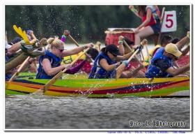 赛龙舟--记纽约龙舟节
