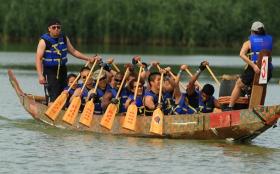 【原创】龙舟节是中国传统文化的骄傲!!