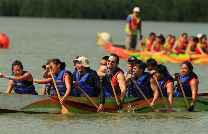 【原创】龙舟节是中国传统文化的骄傲!!_图1-2