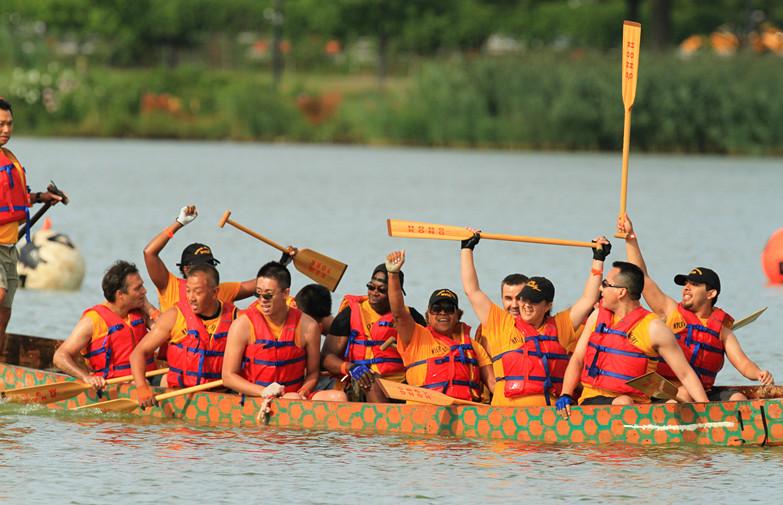 【原创】龙舟节是中国传统文化的骄傲!!_图1-3