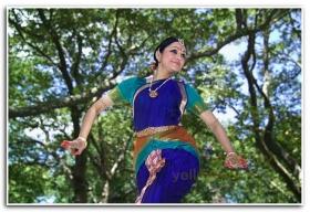月影.印度孔雀舞