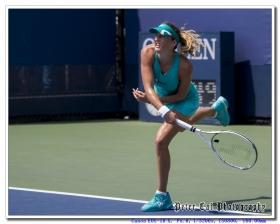 美国网球公开赛(2013)-资格赛抓拍