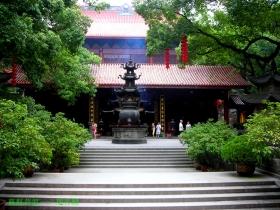 杭州上天竺法喜讲寺图览