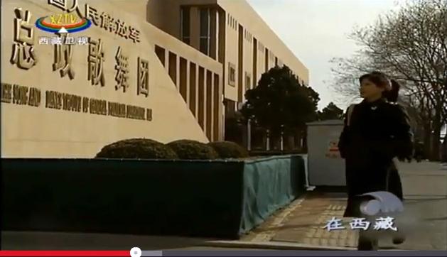 """天路上飘来天籁之音——索朗旺姆:""""彭丽媛团长特别鼓励我"""" ... ... ..._图1-3"""