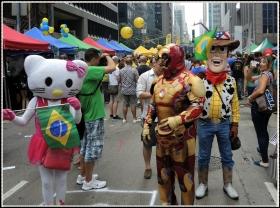 【star8拍攝】(9月1日)巴西日Brazilian Day