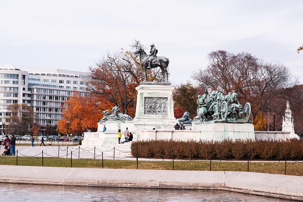 (原创摄影)华盛顿DC有美景,没感觉_图1-4